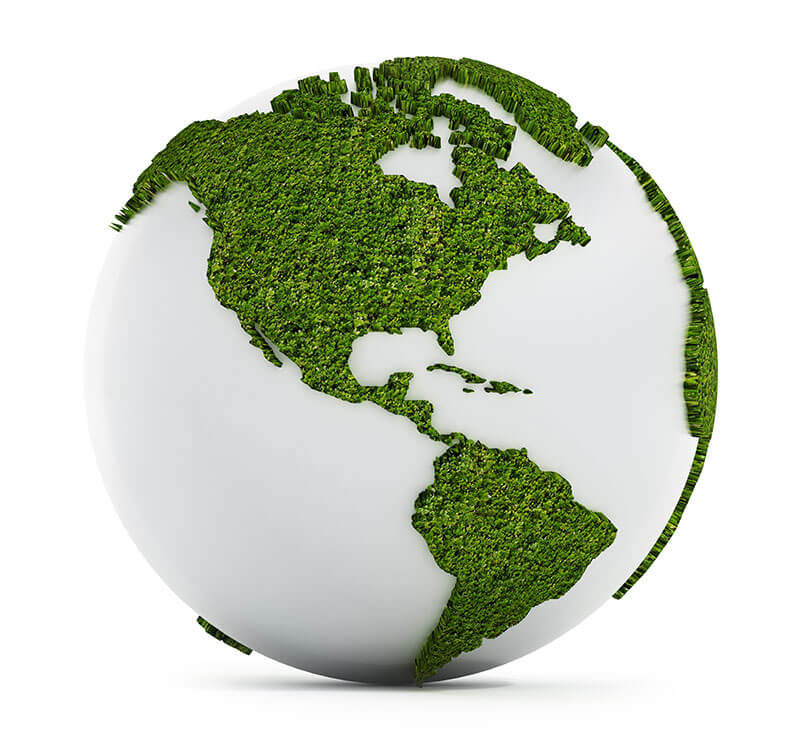 Clean Planet Image