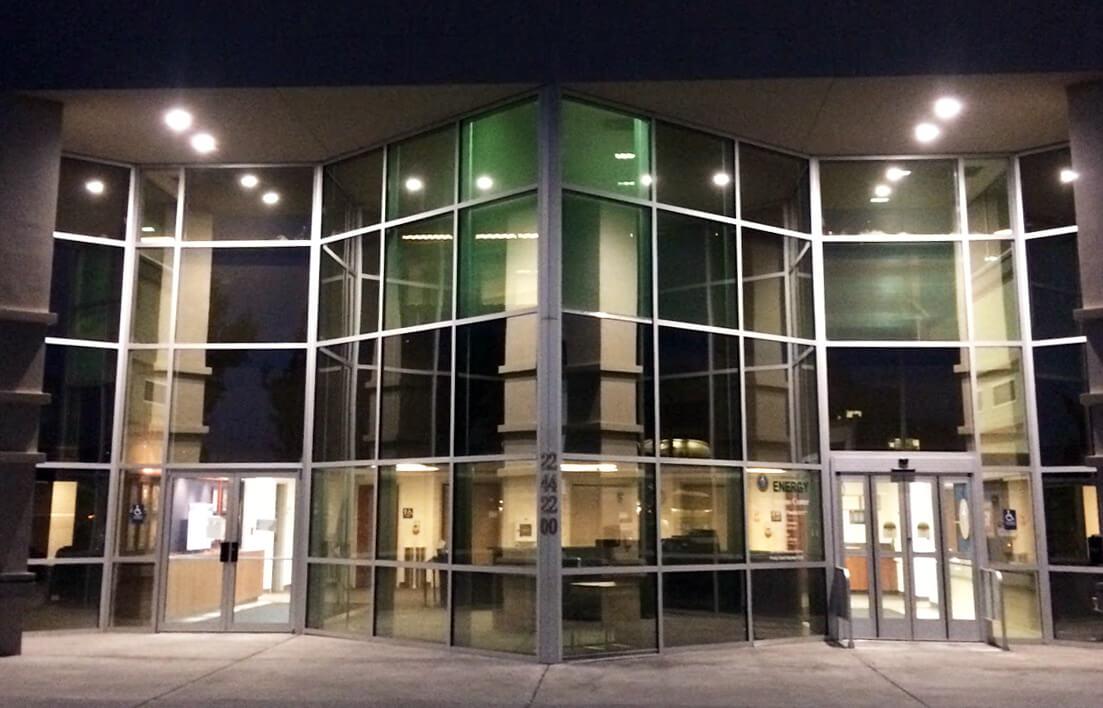 REIT client building