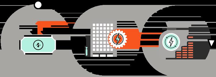 Revenue Stream Icon