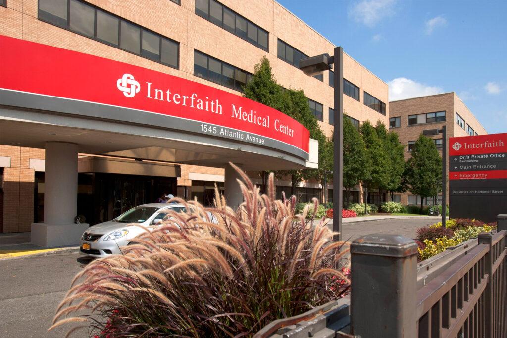 Interfaith Medical Center Front