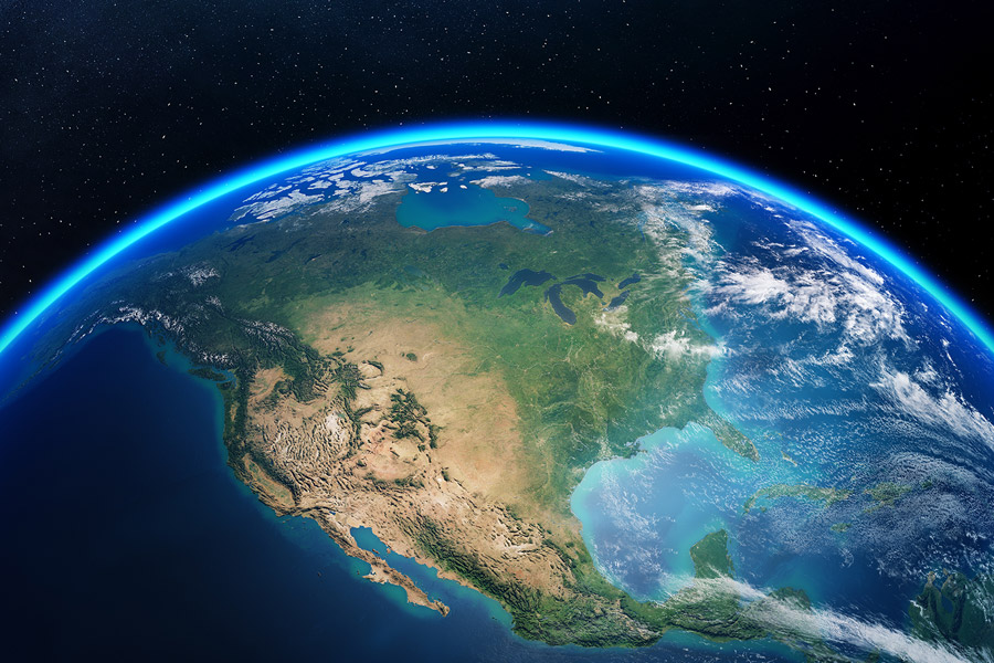 climate change policy blog featured image of earth from space