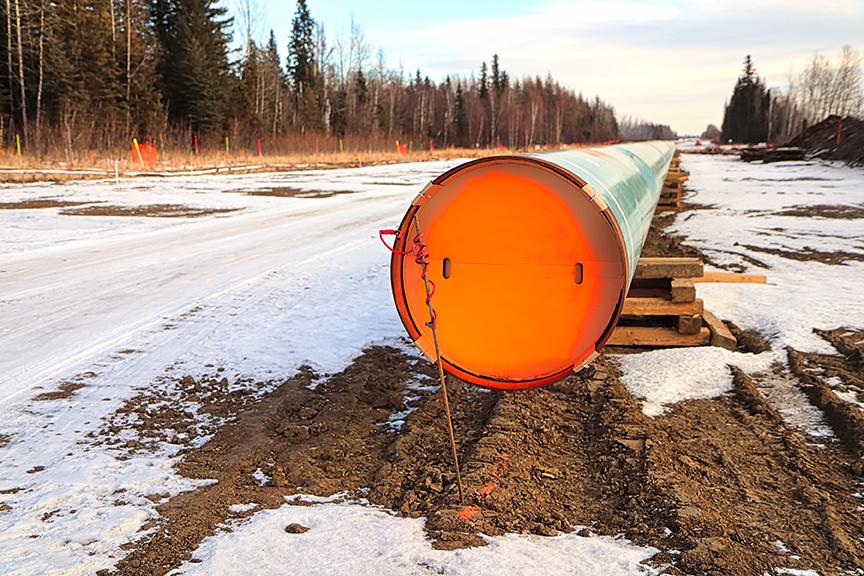 Keystone Pipeline Job Losses