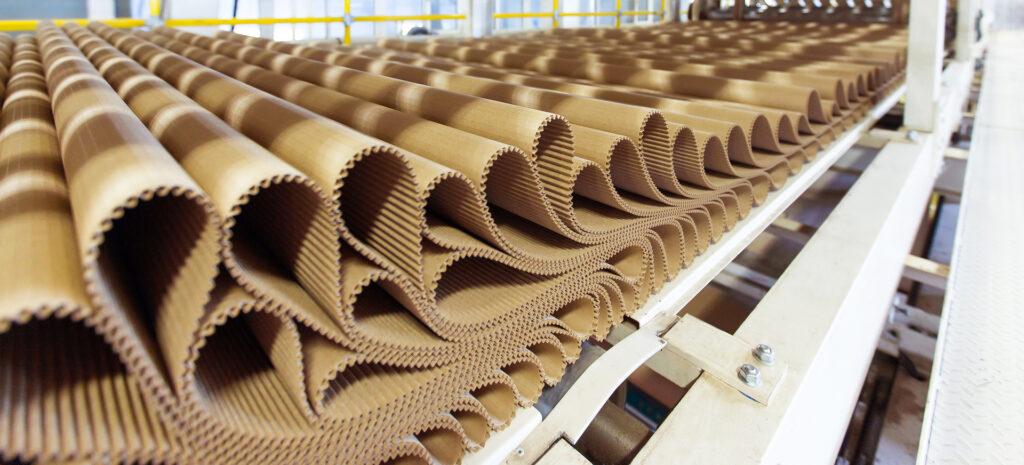 Georgia Pacific Corrugated Paper